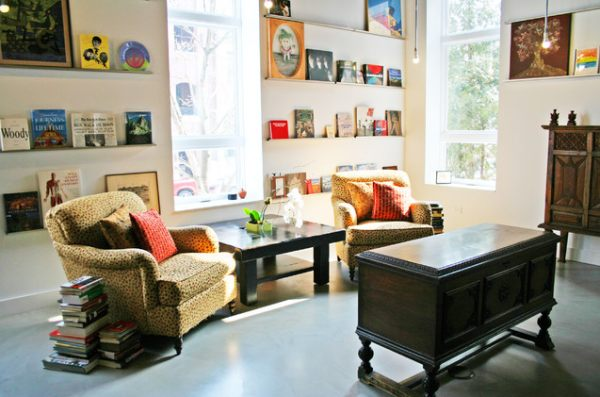 Displaying Art When Wall Space Is Scarce