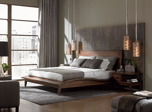Modern bedroom. 5 Things to Have in Every Guest Room