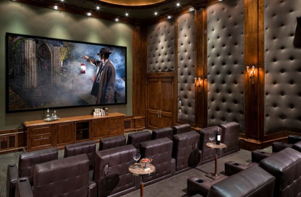 Media Room Ideas Classy 35 Modern Media Room Designs That Will Blow You Away Decorating Inspiration