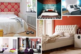 colorful small bedroom design ideas - Small Bedroom Design Ideas