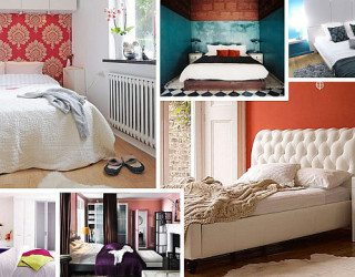 Colorful Small Bedroom Design Ideas