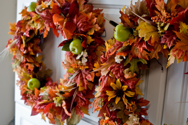Using Fall Leaves In Home Dcor