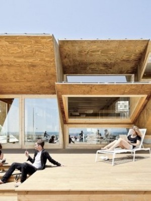 Endesa Pavilion - Barcelona 10