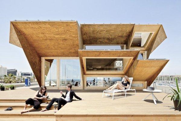 Endesa Pavilion – Barcelona 2
