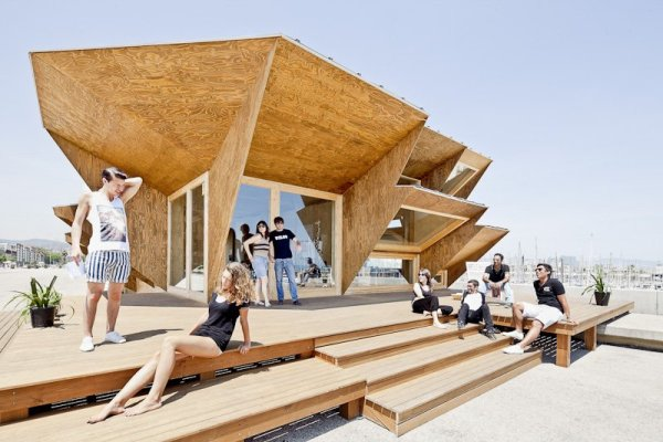 Endesa Pavilion Showcases Sustainability With Stunning