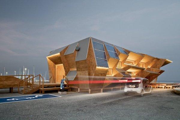 Endesa Pavilion – Barcelona 6