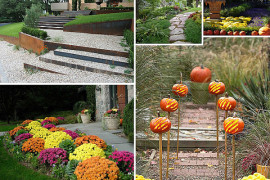 Garden Pathway Ideas For Fall Part 59