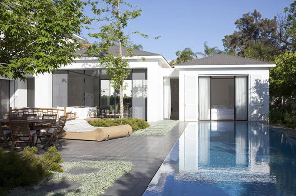 Glass Private House – relax by the pool