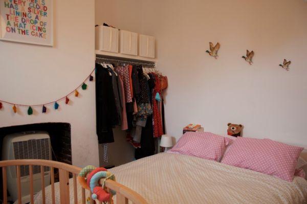Kid's Bedroom that keeps things simple