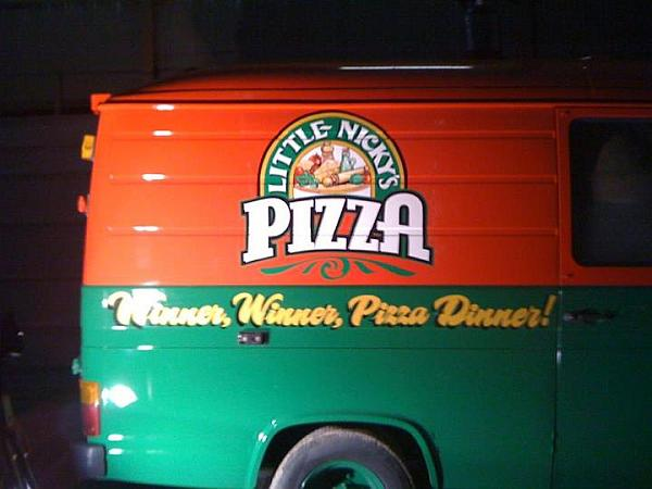 Little Nicky's Mobile Pizza