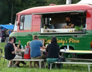 Little Nicky's Tasty Pizza: Fancy Mobile Pizzeria in South East London