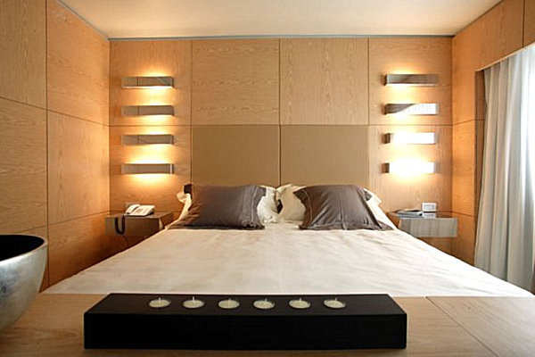 bedroom lighting ideas to brighten your space. Black Bedroom Furniture Sets. Home Design Ideas