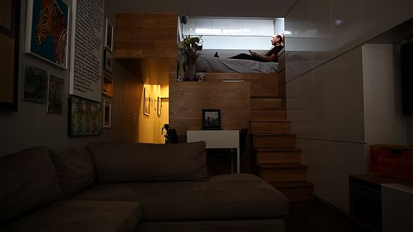 Michael Pozner apartment