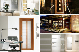 Modern Door Designs for Home