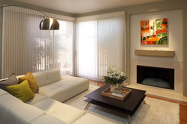 Space saving design ideas for small living rooms for Minimalist decorating small spaces