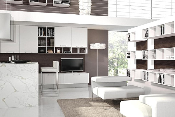 modern kitchen cupboards designs 12 creative kitchen cabinet ideas 7675