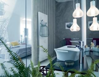 Modern Bathroom and Vanity Lighting Solutions