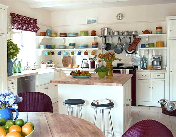 12 creative kitchen cabinet ideas for How to set up kitchen cabinets