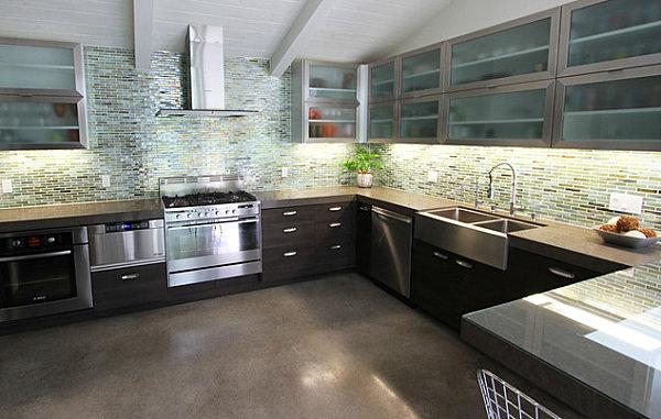 12 creative kitchen cabinet ideas for See kitchen designs