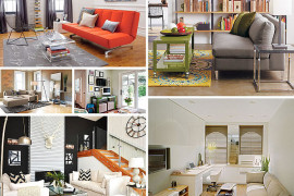 Space-Saving Design Ideas for Small Living Rooms