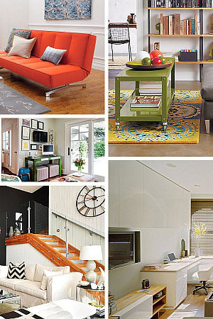 Small Living Rooms Design Ideas