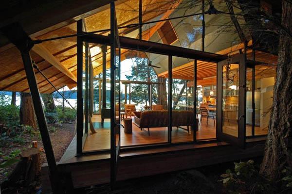 Swinomish Indian Reserve Cabin 5