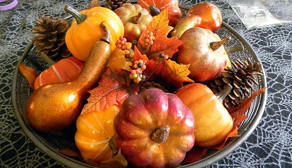 How To Use Pumpkins And Gourds In Home D 233 Cor