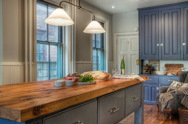 Thick-wood-kitchen-countertop