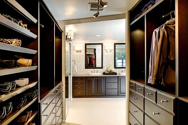 contemporary closet design 5 Things to Have in Every Guest Room