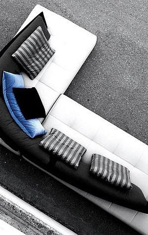 conversation corner sofa