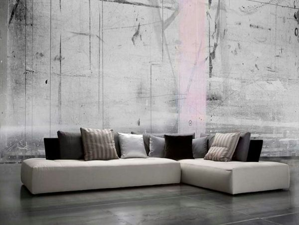 Conversation Sectional Sofa Perfect for a Social Setting in