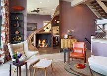 copper sculpture interiors