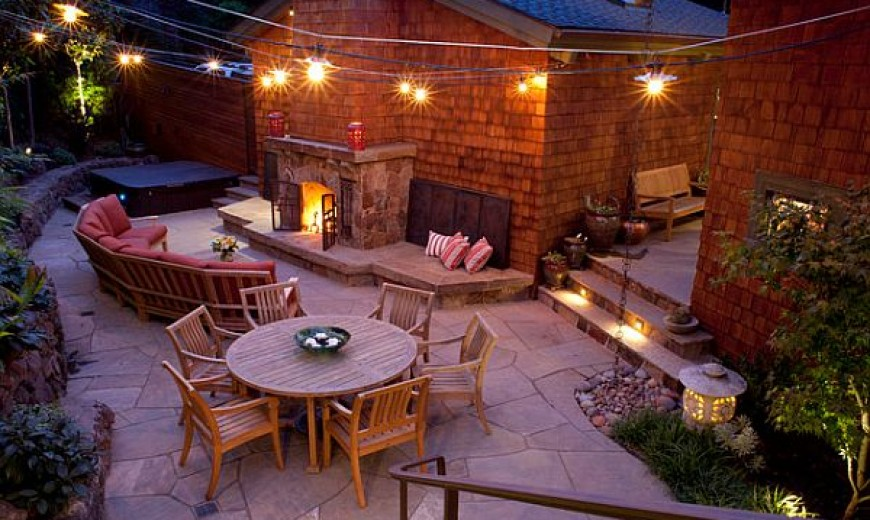 Hosting an Outdoor Party in Autumn