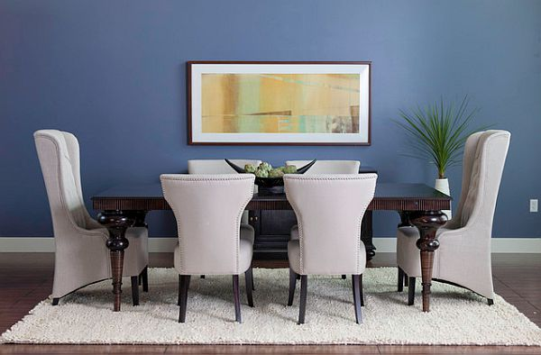 dining-room-design-with-blue-wall
