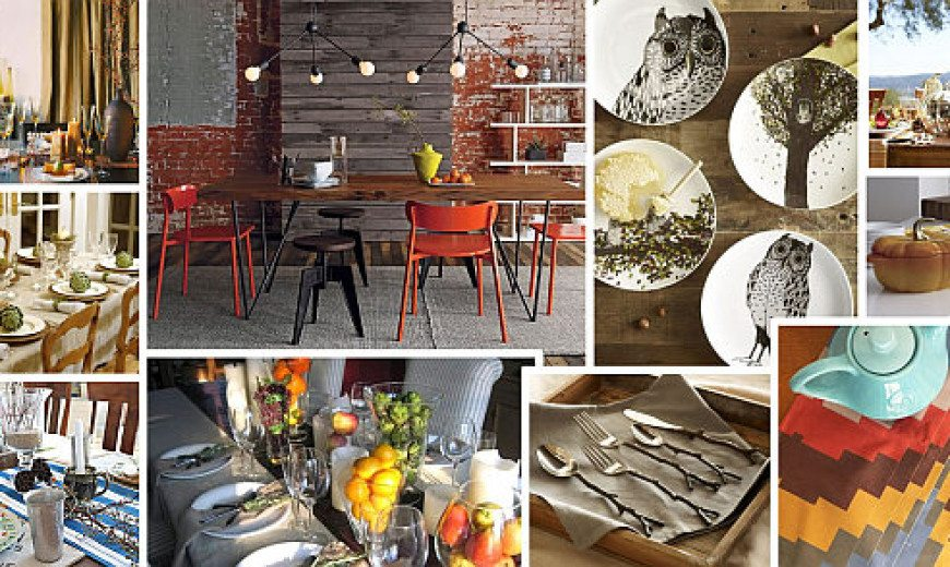 Fall Decorating Ideas for the Table