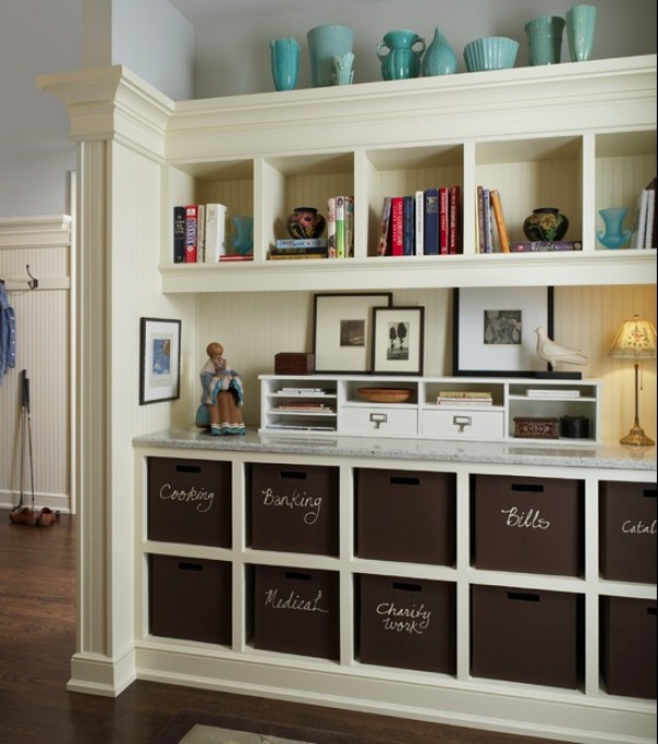 view in gallery hallway idea - How To Organize Your Home
