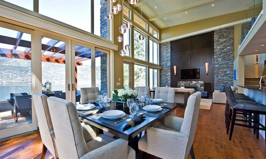 Beautiful 23 Unique Dining Room Table Designs