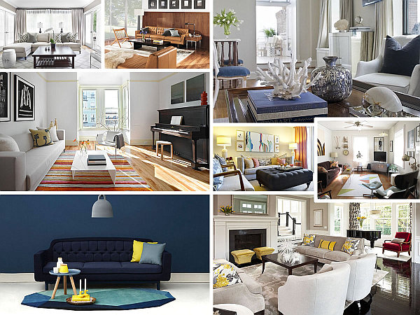 Fancy decorating for your living room