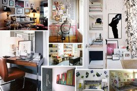 Off the Wall: Displaying Art When Wall Space Is Scarce