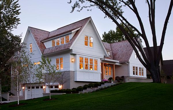 Choosing the paint color for the exterior of your house for Outdoor home color ideas