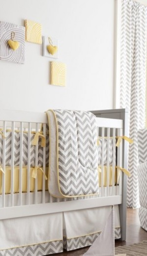 patterns retro nursery