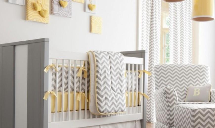 patterns retro nursery