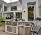 summer kitchen modern idea