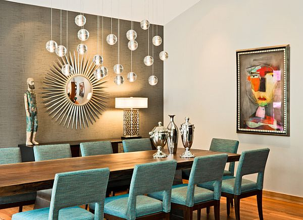 View In Gallery An Ultra Modern Dining Room