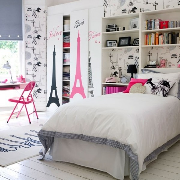 teenage girls room paris