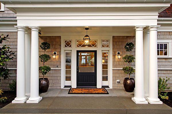 traditional front door design