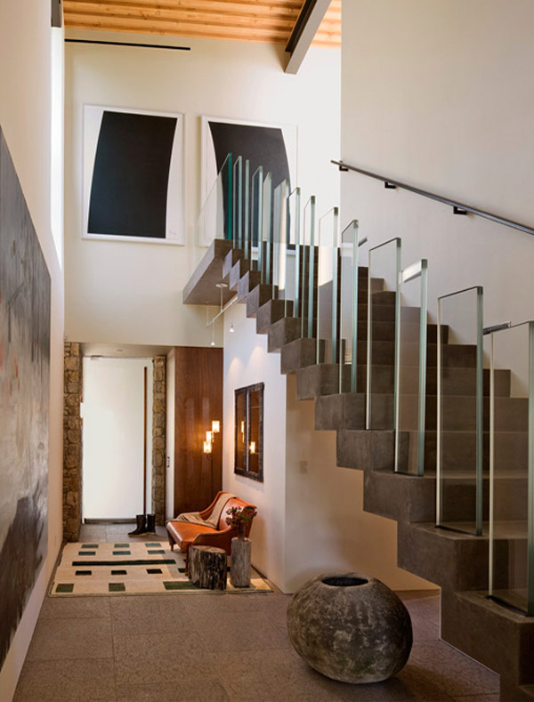 ultra modern stairs decoist