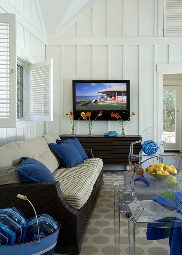 white interior shutters Hot Home Trend: Interior Shutters
