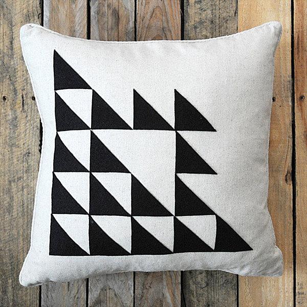A DIY pillow project