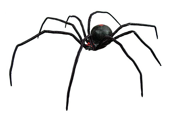 view in gallery - Halloween Spider Decoration